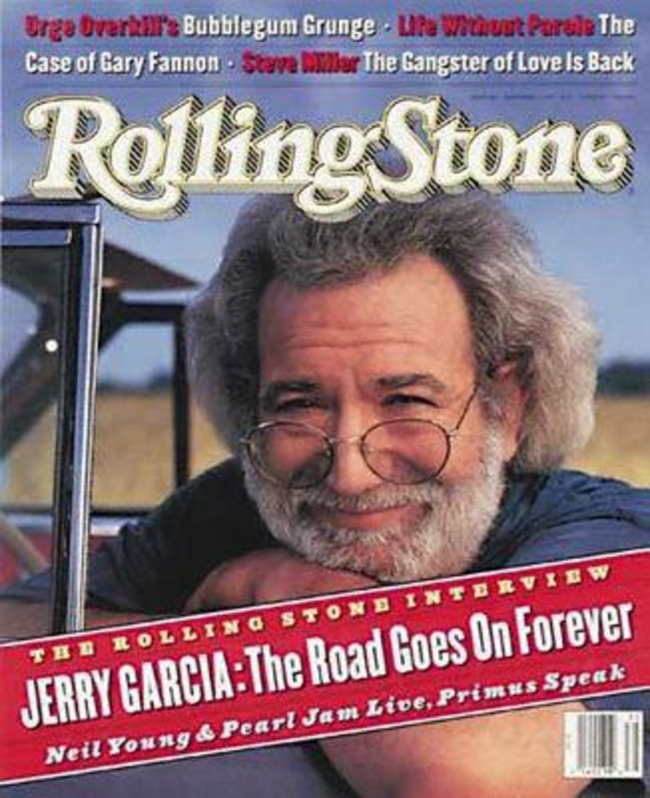 RS664: Jerry Garcia
