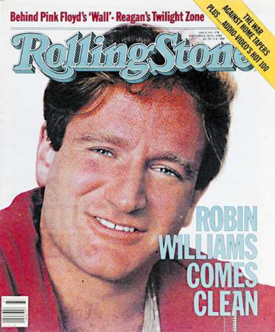 RS378: Robin Williams