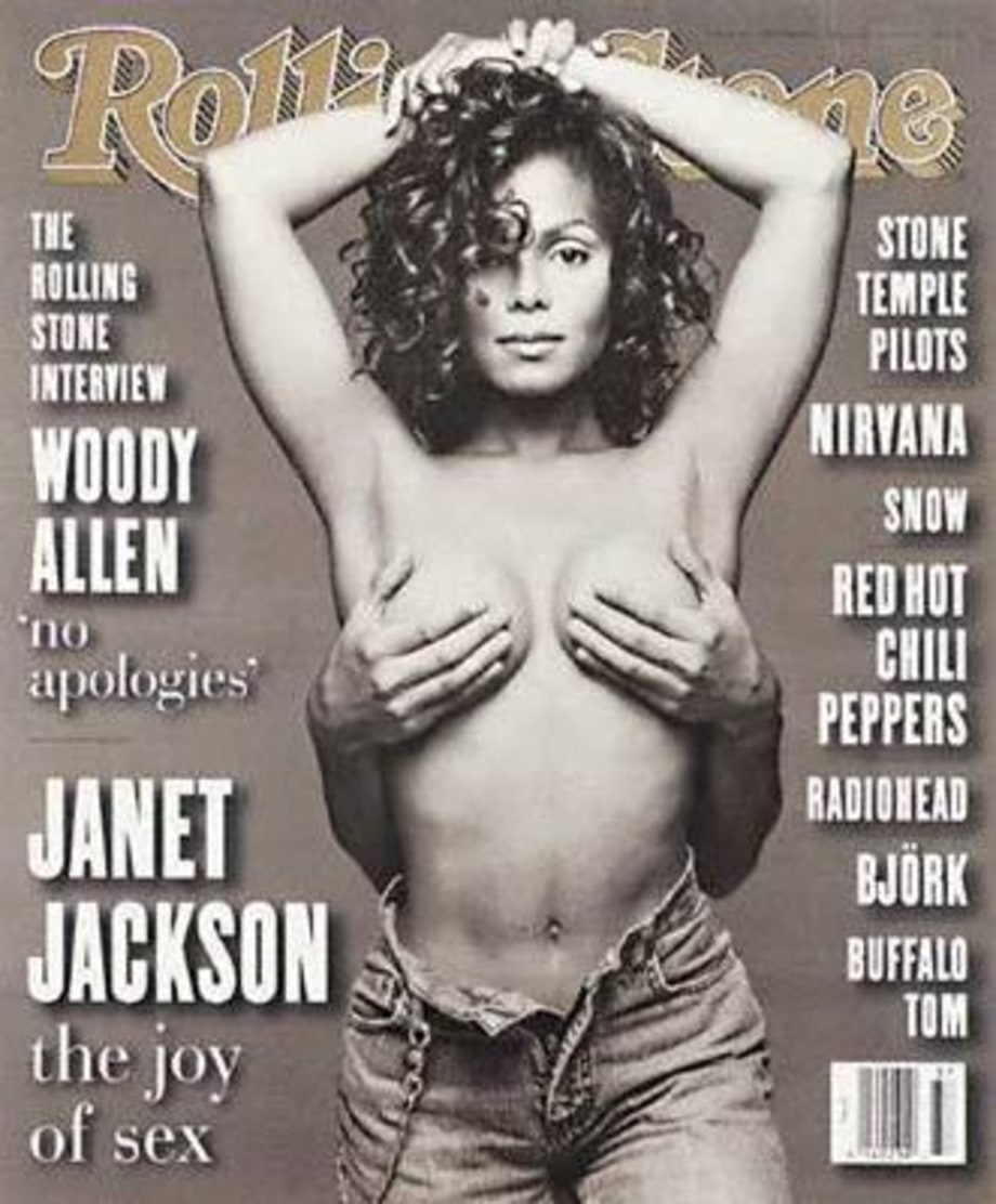 RS665: Janet Jackson