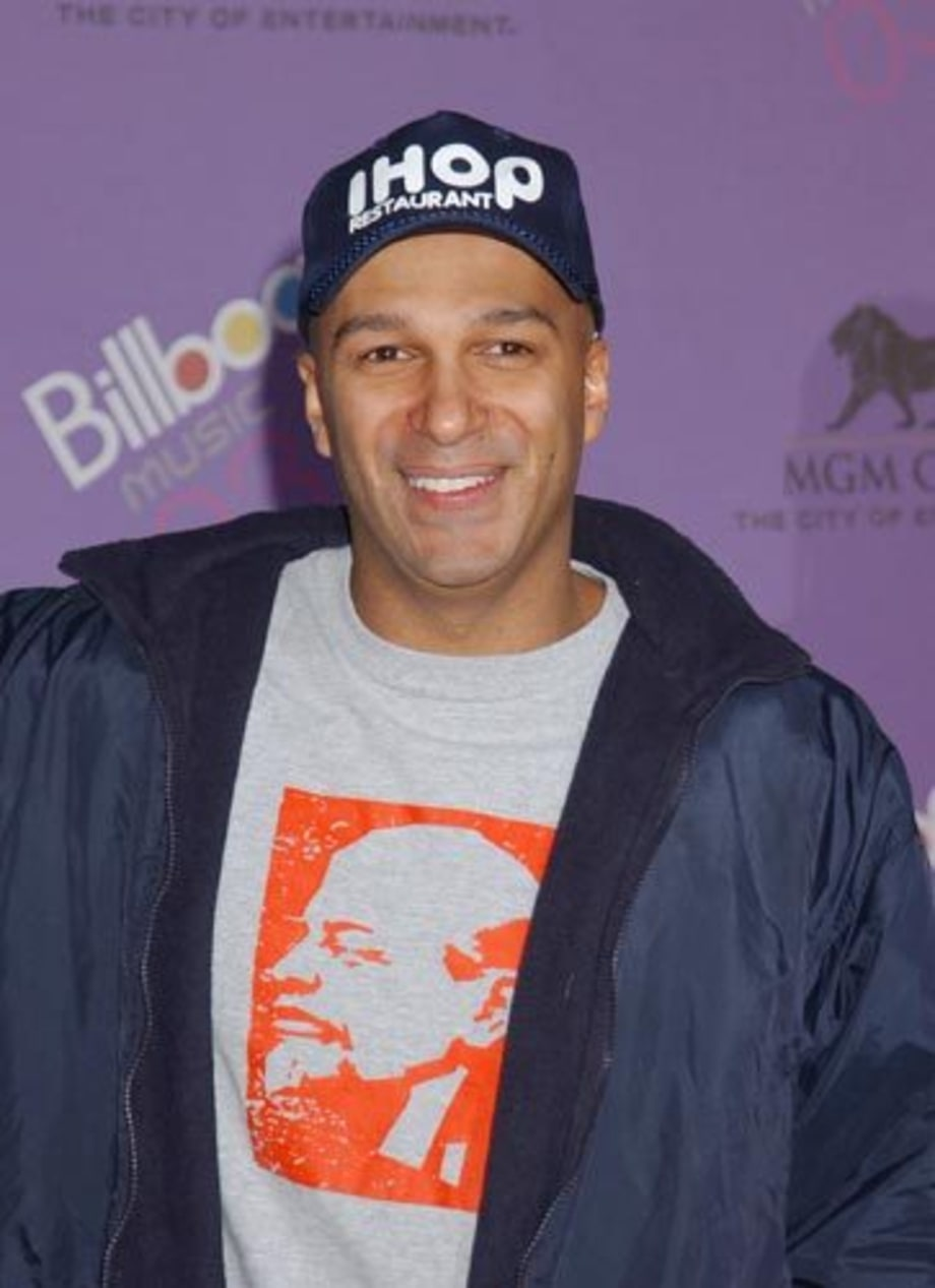 TomMorello_2003BillboardAwards_MGMGrandLVNV_121003