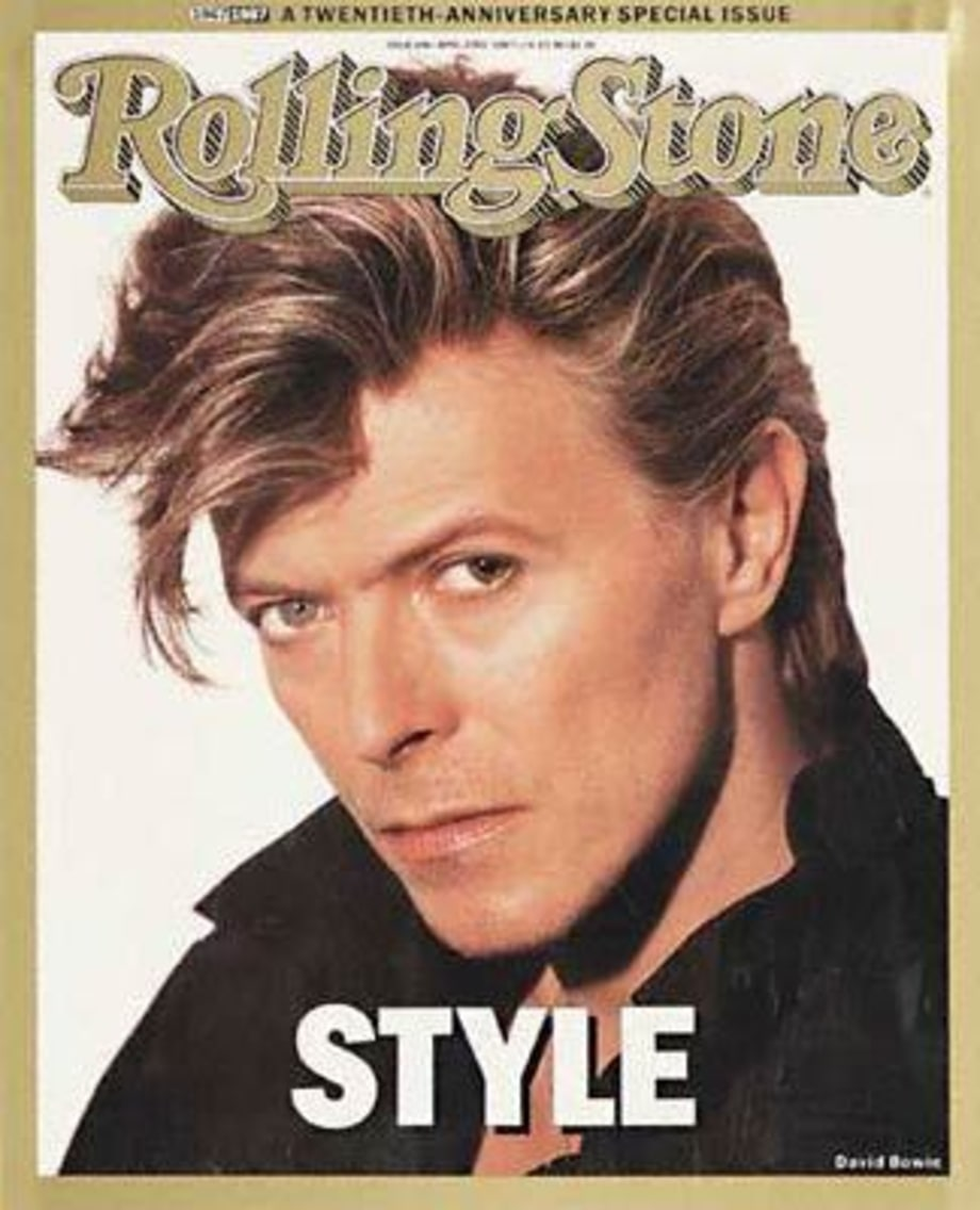 RS498: David Bowie