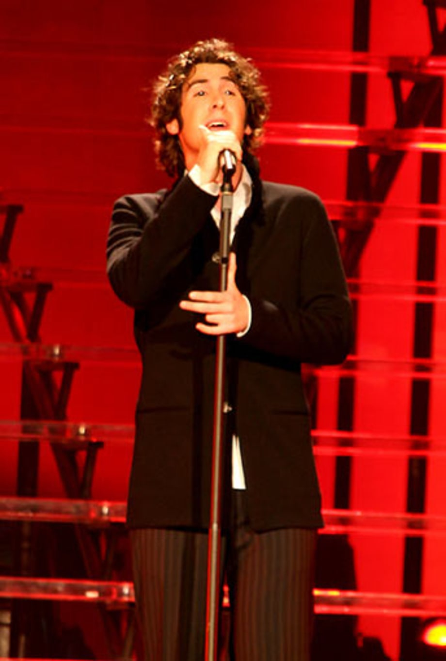 Josh Groban 13 - Atlanta, GA 2/1/05 large