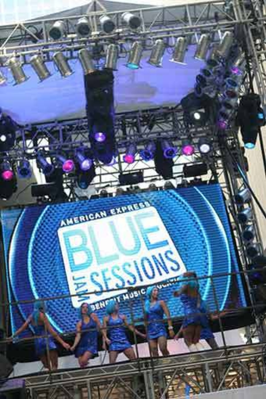 American Express Blue Jam Sessions 3