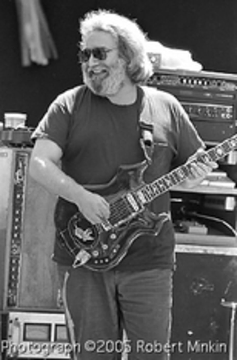 Grateful Dead - Jerry Garcia May 1987
