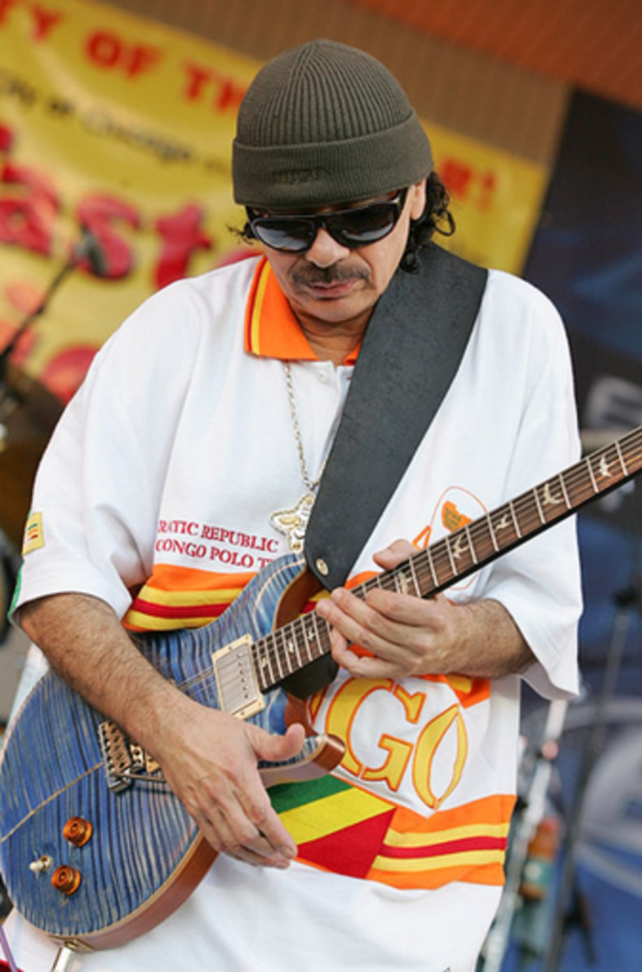 Santana 17 - Chicago, IL 7/2/05 large