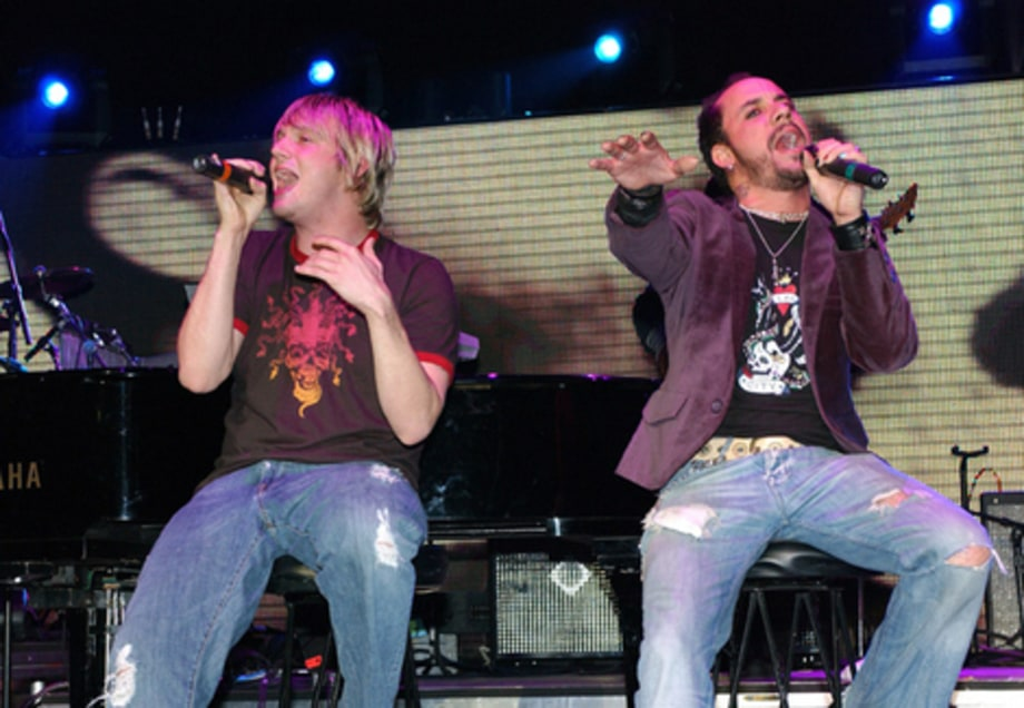 Backstreet Boys 2 - Z100's Jingle Ball 2005, MSG, NYC 12/16/05