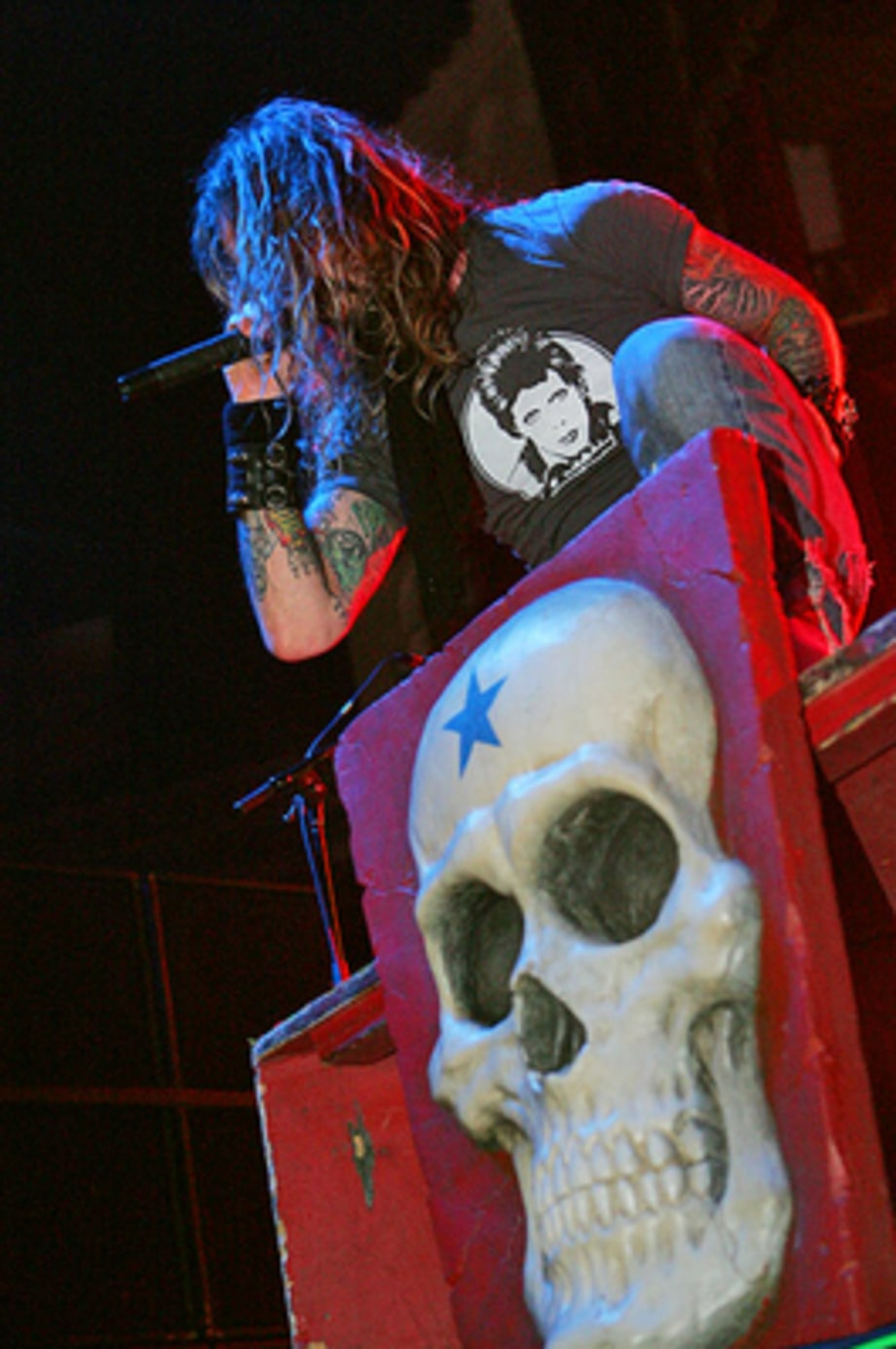 Rob Zombie 10 - Chicago, IL 4/8/06