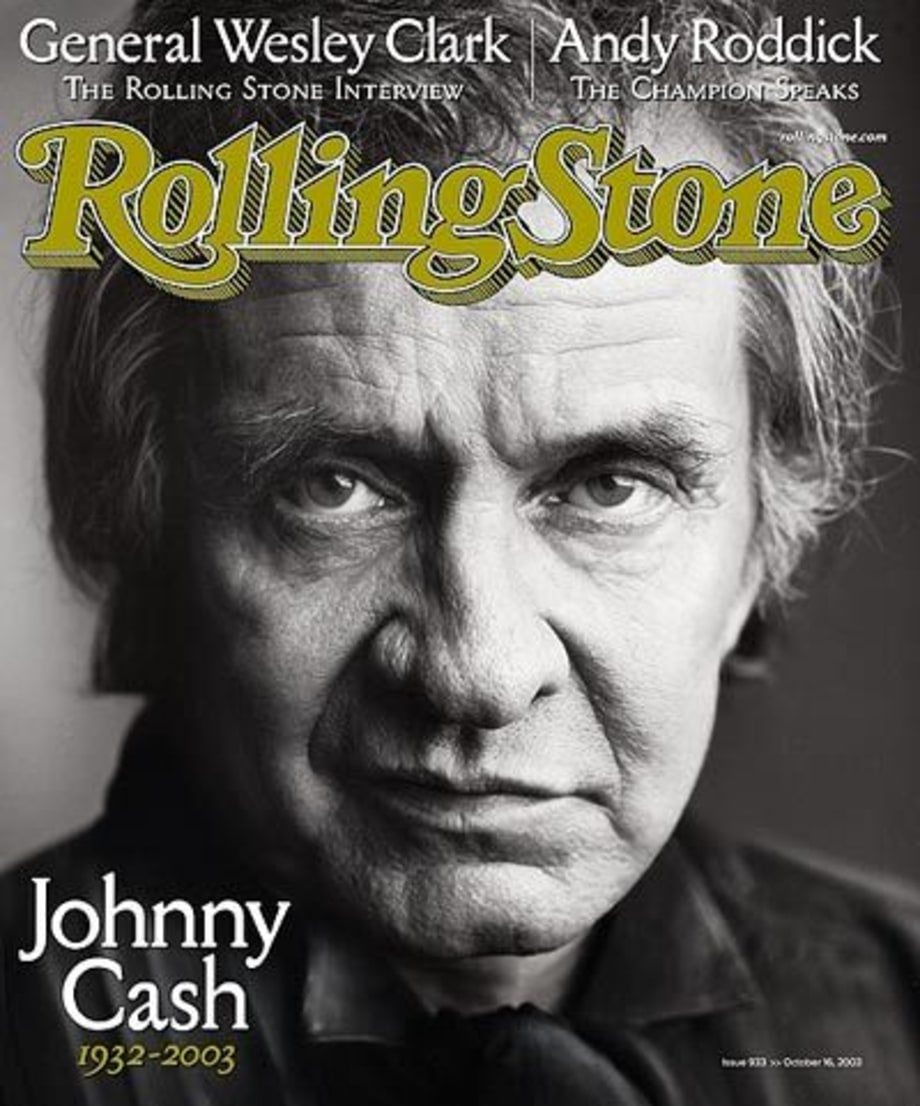 RS 933: Johnny Cash