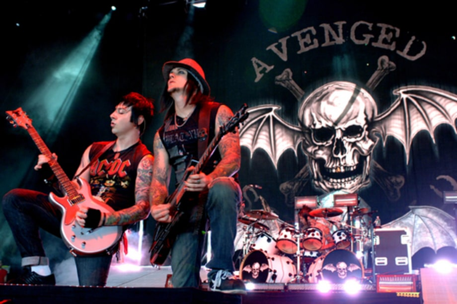 Avenged Sevenfold - Hartford, CT 7/30/06 Ozzfest