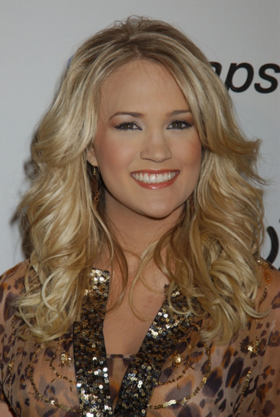Carrie Underwood - 2006 Clive Davis Pre-Grammy Party 2/6/06