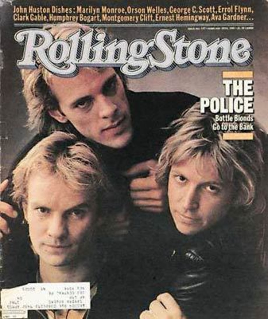 The Police : 1981