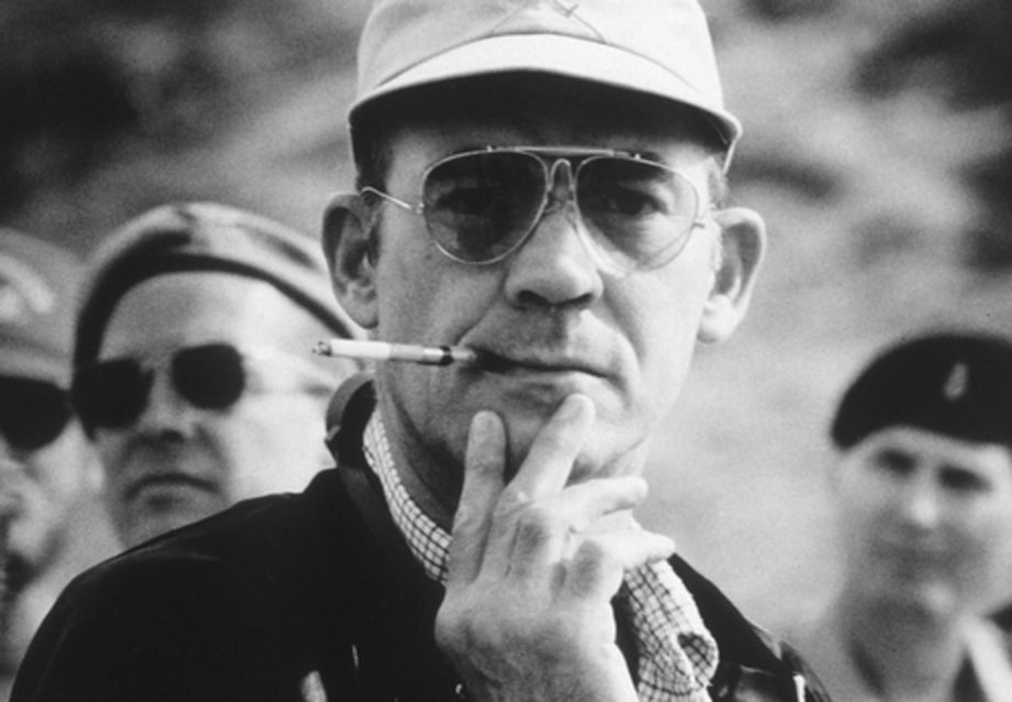 Hunter S. Thompson: 1986 Las Vegas