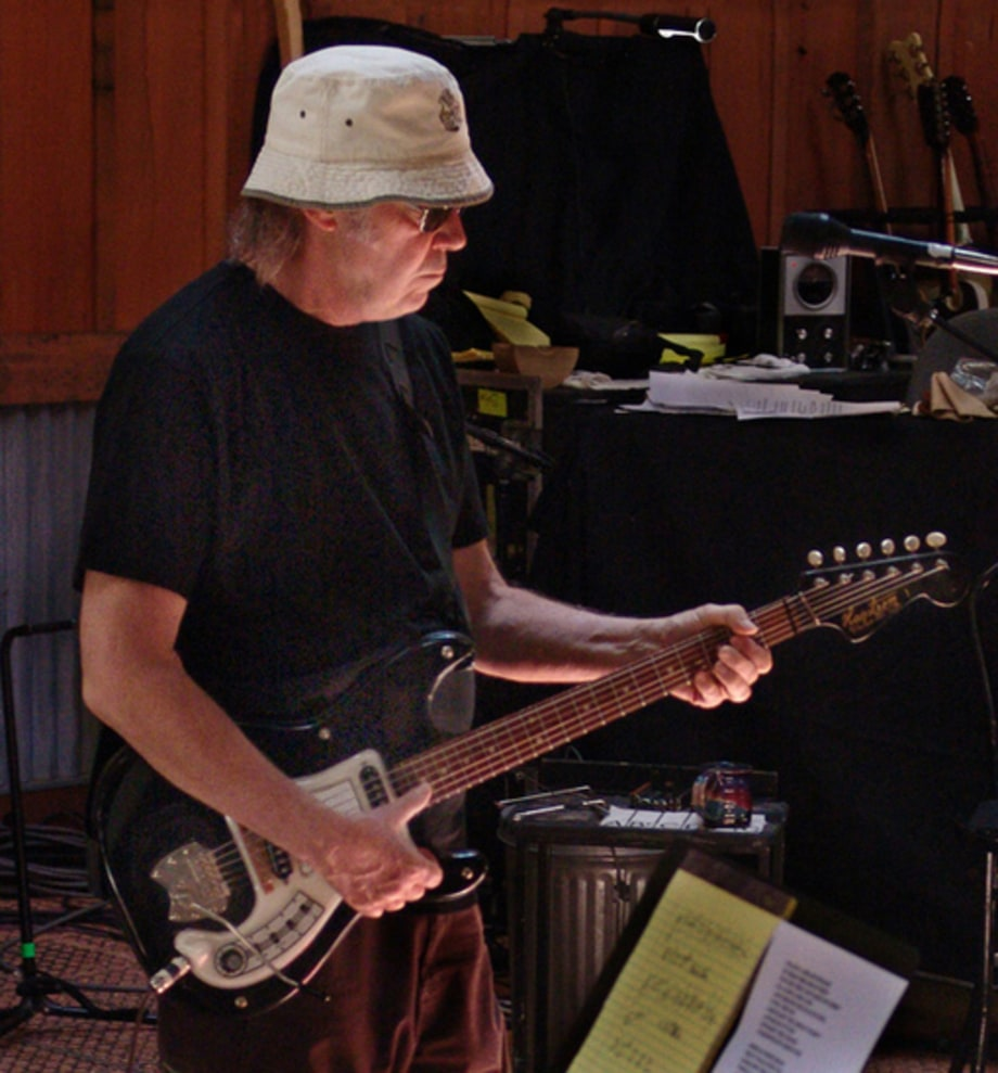 Fall Music Preview: Neil Young