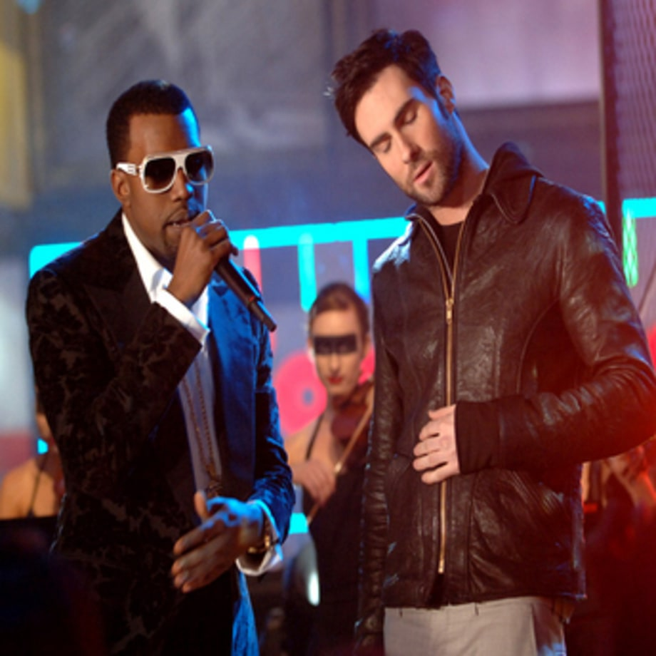 Knock-Out Collabos: Kanye and Adam