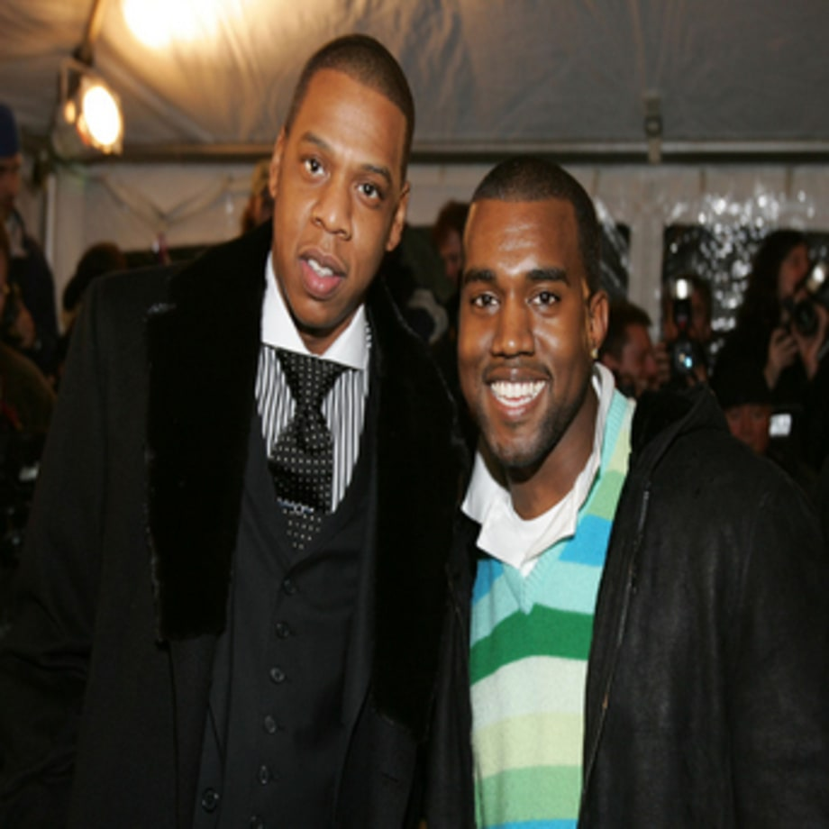 Knock-Out Collabos: Kanye and Jay-Z
