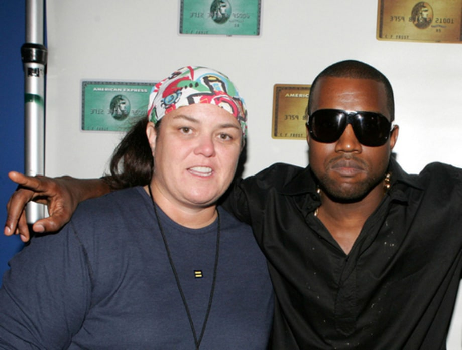 Knock-Out Collabos: Kanye and Rosie
