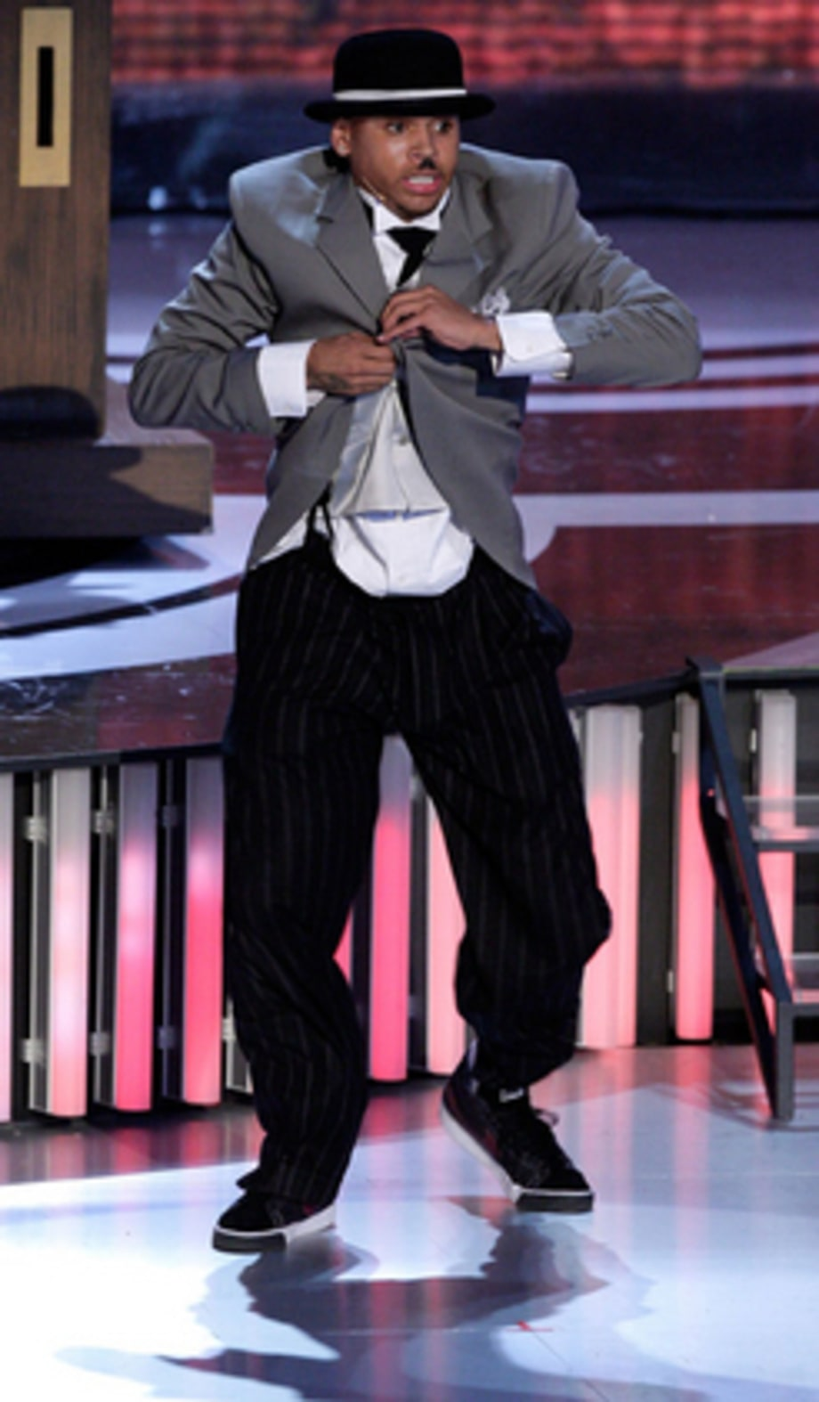 Video Music Awards 2007: Chris Brown