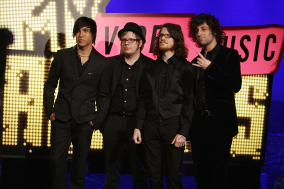 Video Music Awards 2007: FOB