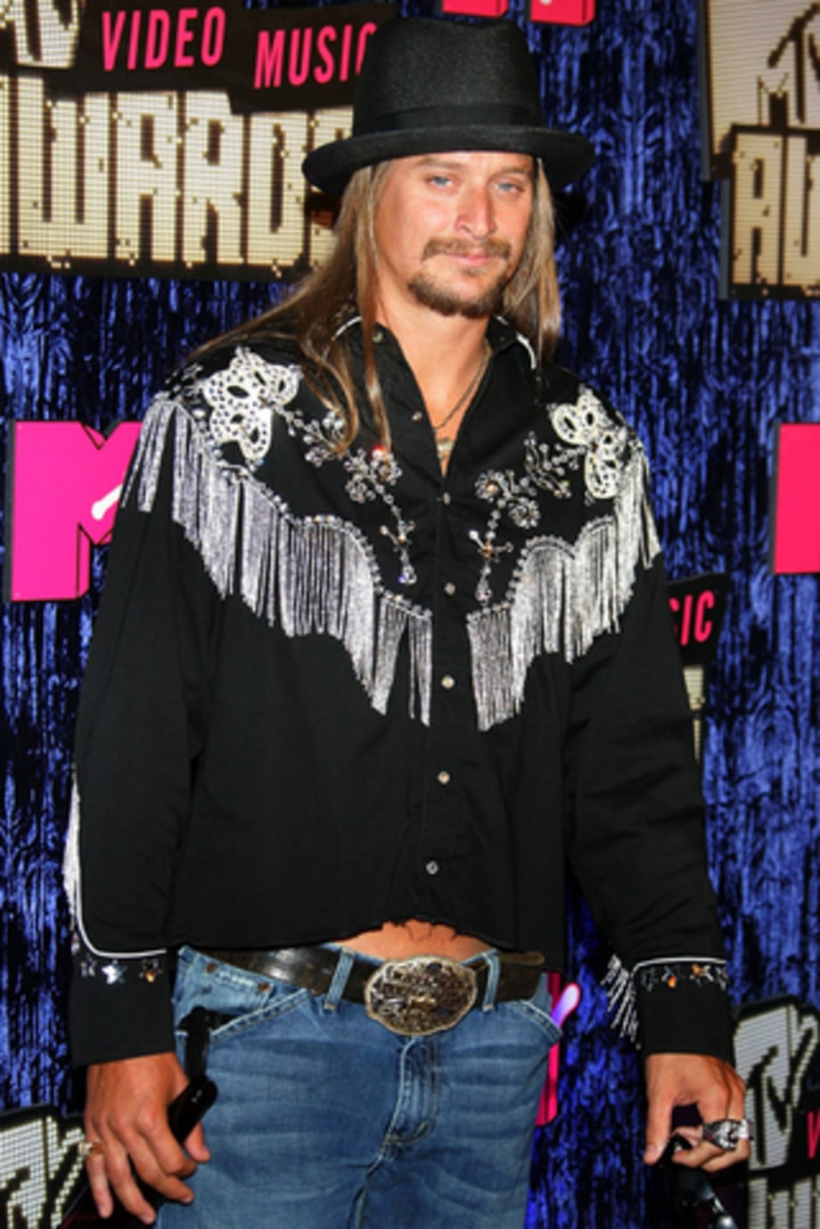 Video Music Awards 2007: Kid Rock