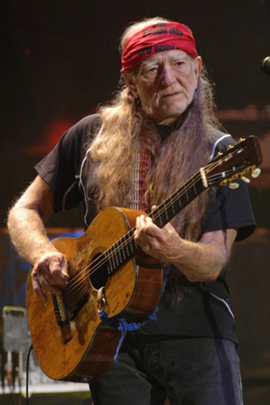Farm Aid: Willie Nelson