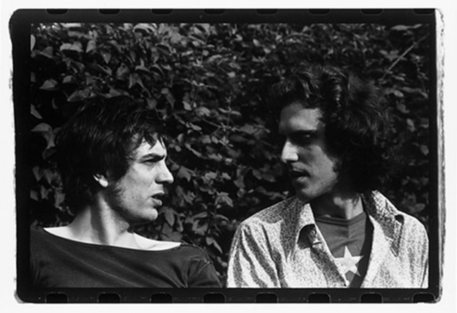 Psychedelic Renegades: Syd and mick