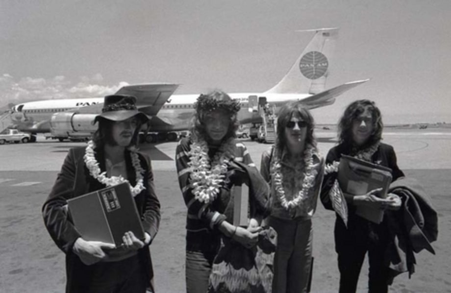 Classic Led Zeppelin: Hawaii 1969
