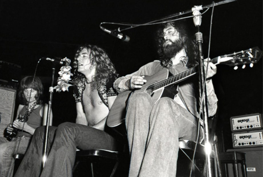 Classic Led Zeppelin: Hawaii 1971