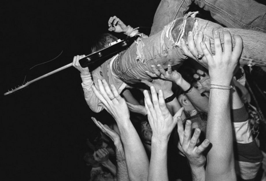 About a Son: Cobain Crowd Surf