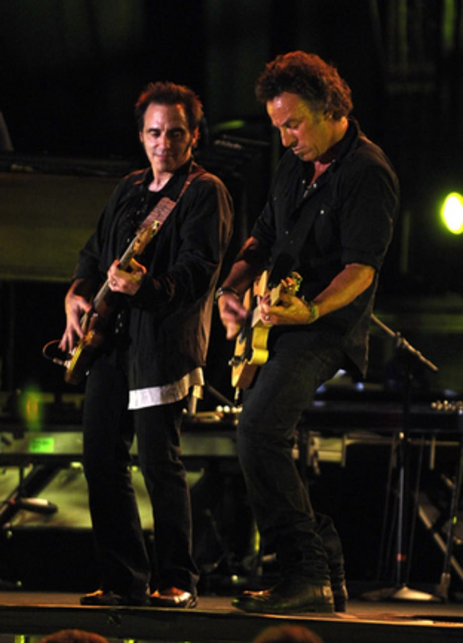 Bruce Springsteen and the E Street Band Asbury Park: Bruce and Nils