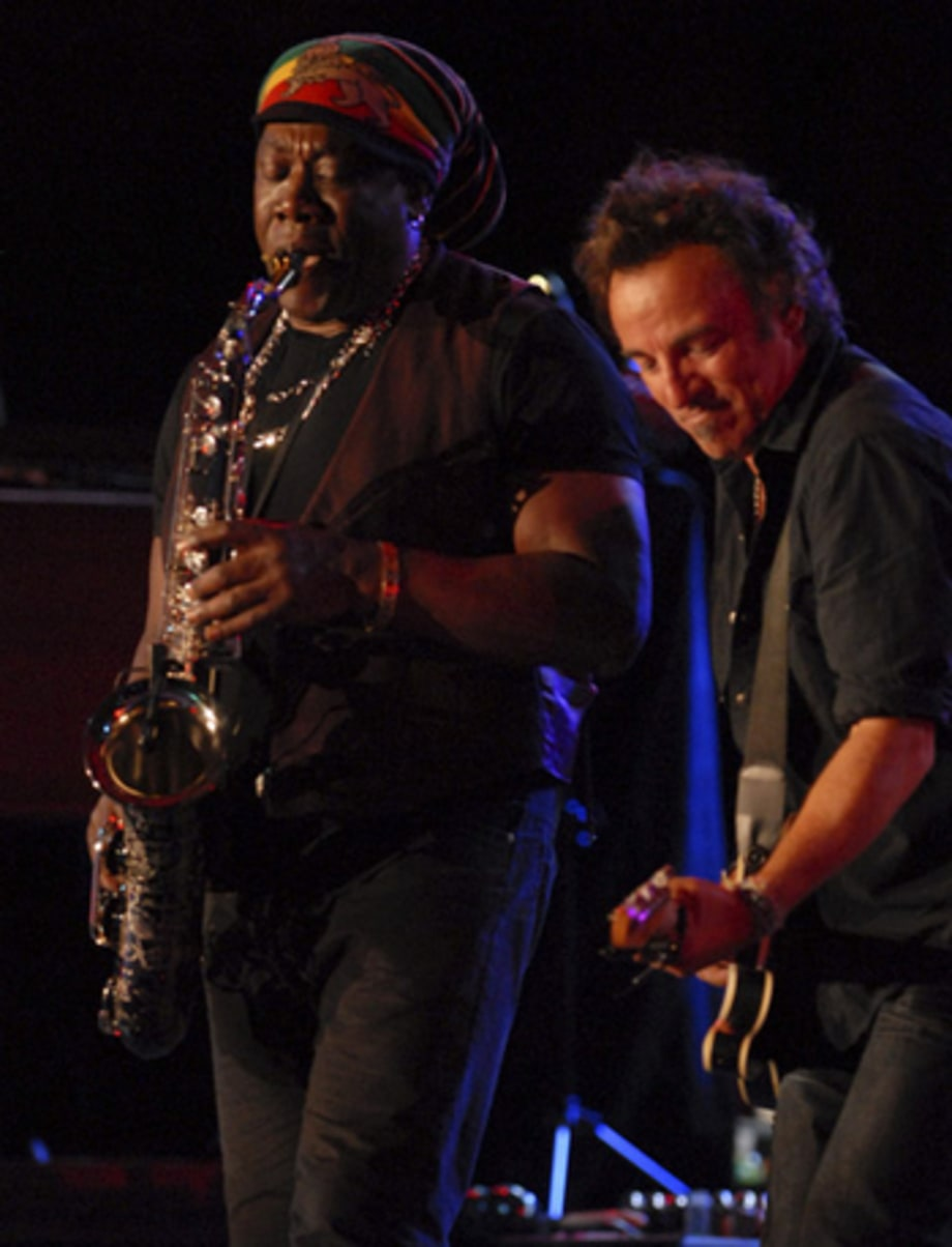 Bruce Springsteen and the E Street Band Asbury Park: Clarence and Bruce