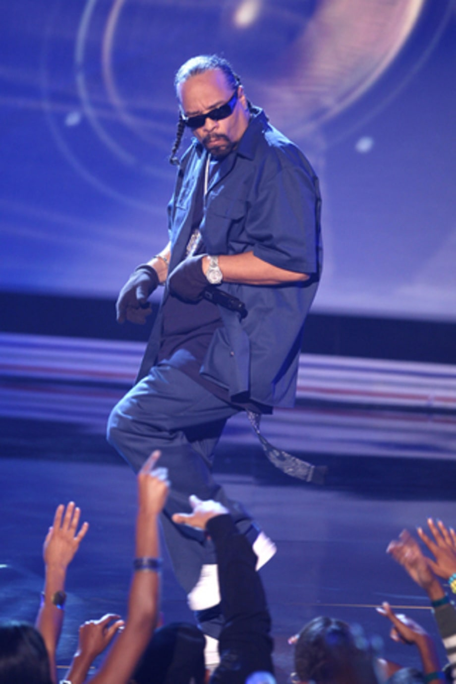 Hip-Hop Honors 2007: Ice-t
