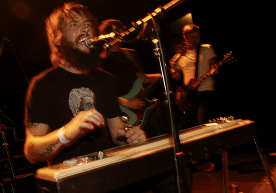 CMJ: Band of Horses