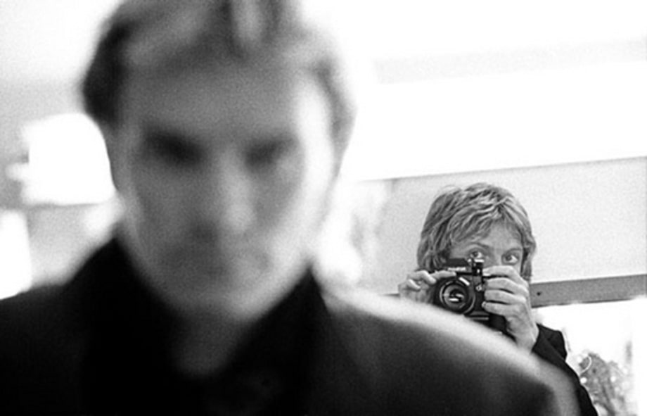 Andy Summers: 016.11. dressing room Australia 1980