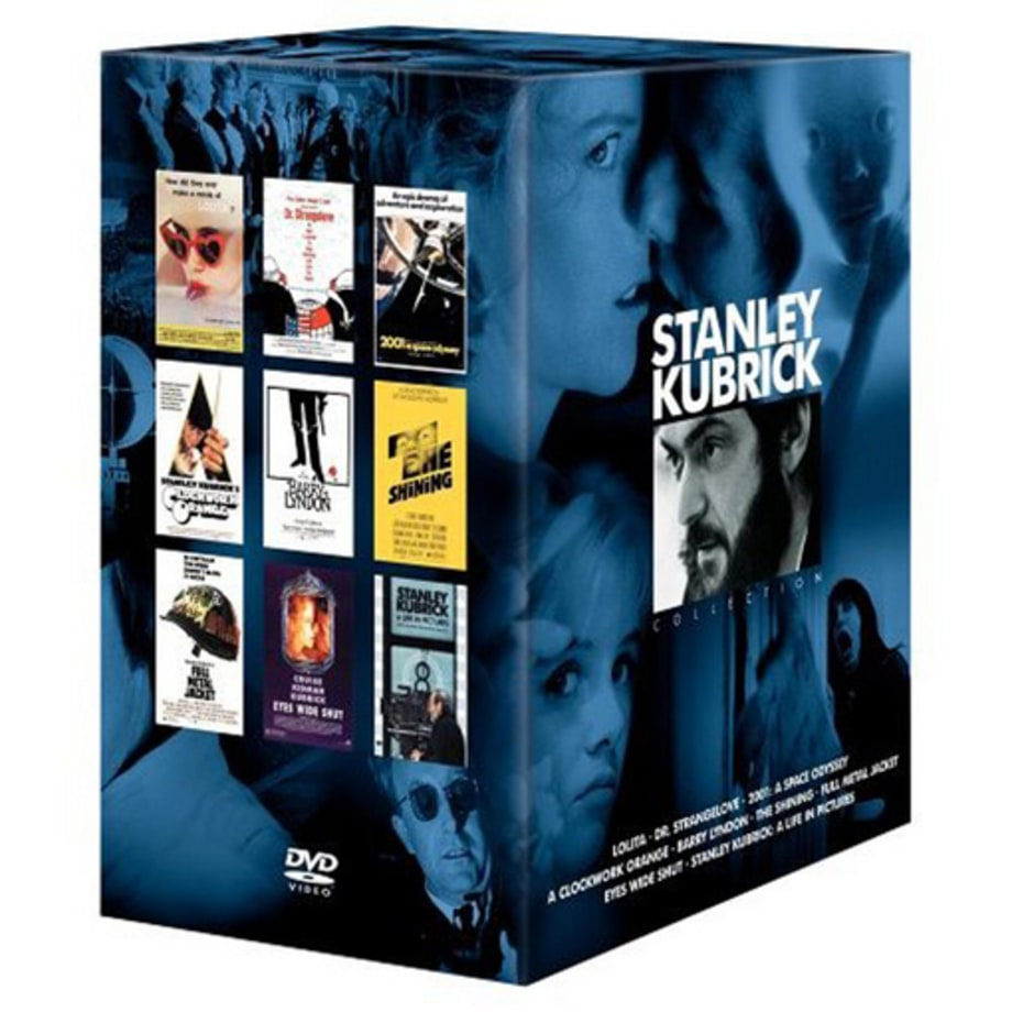 MOVIE DVD Giveaway: Kubrick Collection