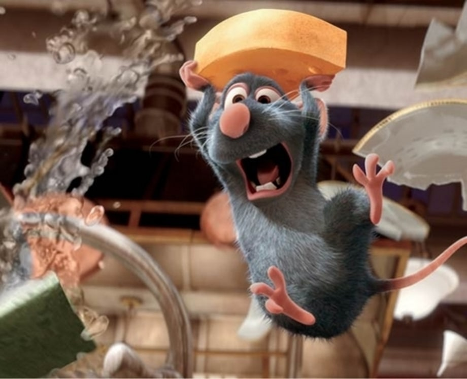 MOVIE DVD Giveaway: Ratatouille