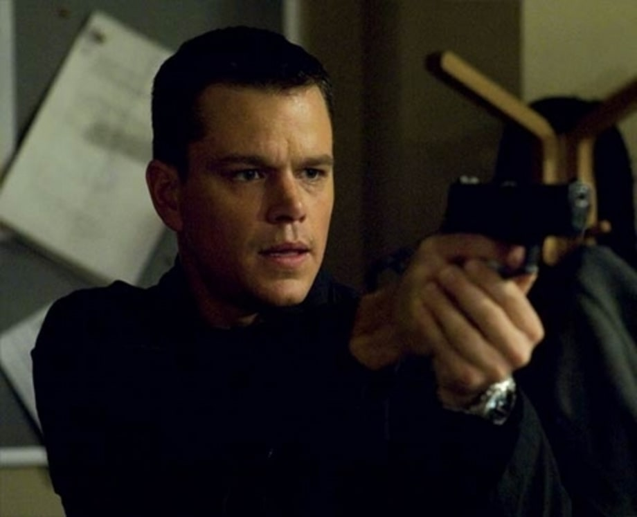 MOVIE DVD Giveaway: The Bourne Ultimatum