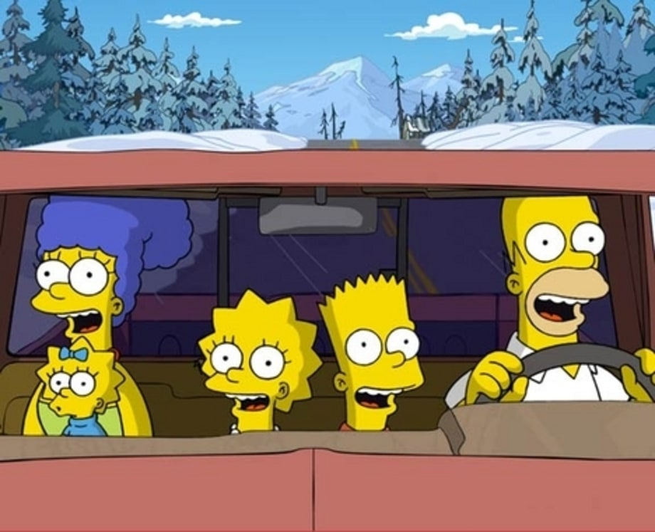 MOVIE DVD Giveaway: The Simpsons Movie