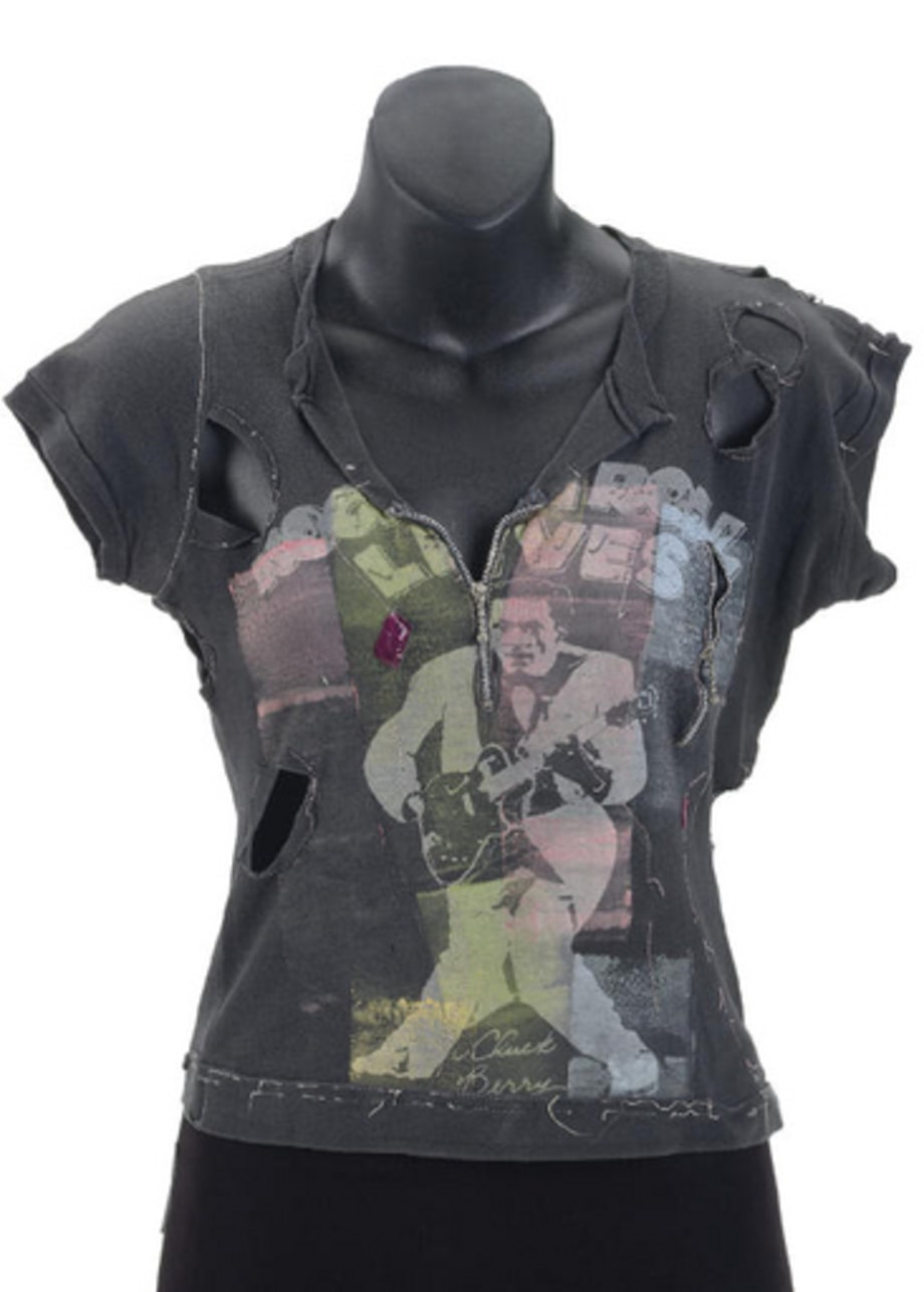 Christies: New York Dolls Shirt