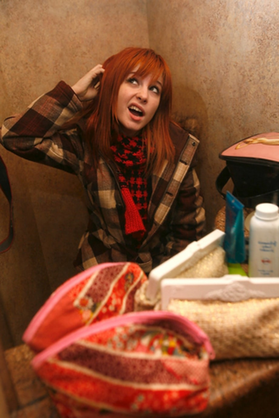 Paramore Bus Tour: Hayley Make-Up Bags