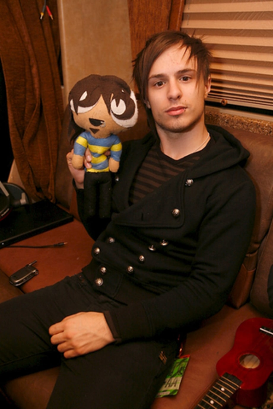Paramore Bus Tour: Stuffed Doll