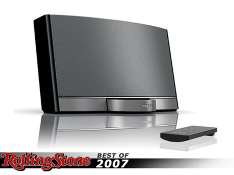 BEST TECH GADGETS OF 2007 :  Bose Portable Sound Dock