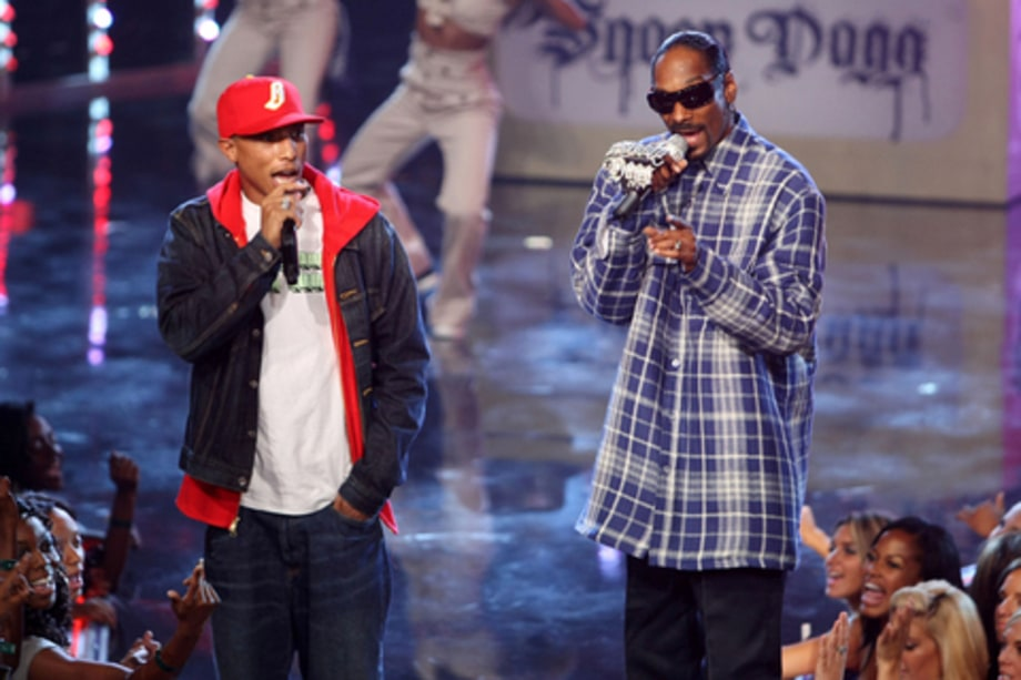 Hip-Hop Honors 2007: Snoop and Pharrell