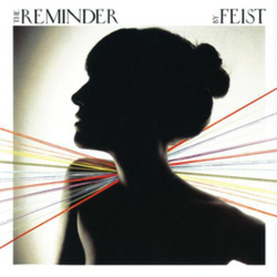 50 Albums of 2007: Feist The Reminder