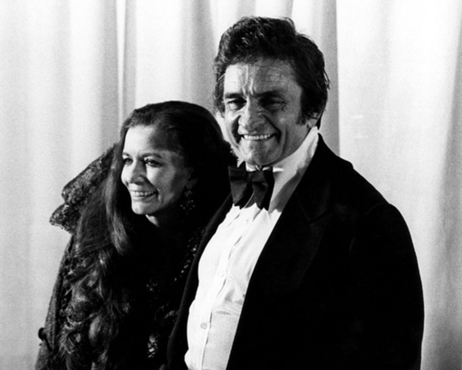 1980 (Johnny and June Carter Cash)