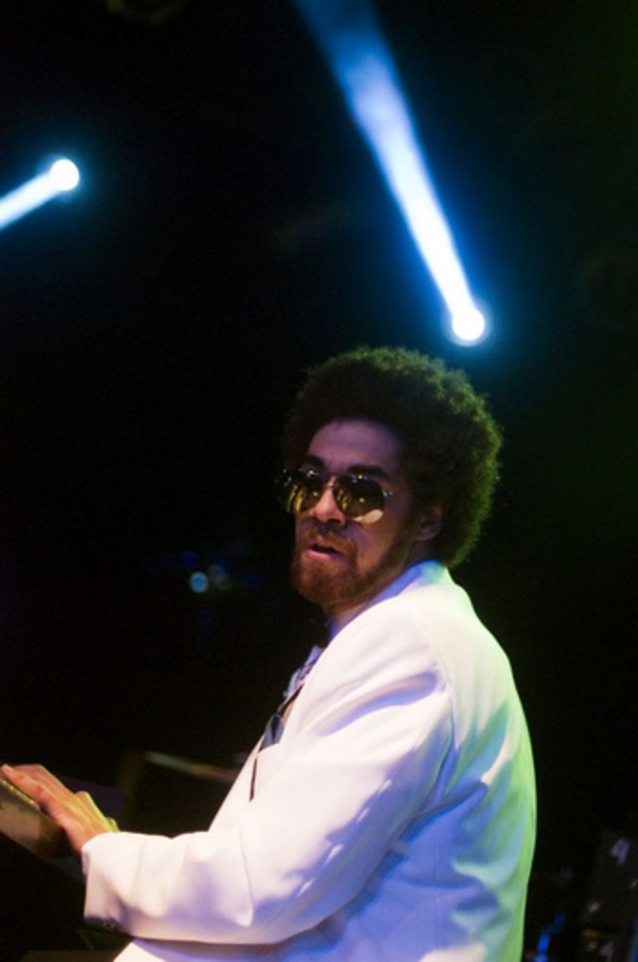 Gnarls Barkley Gallery: Gnarls Barkley at Highline Ballroom - 10