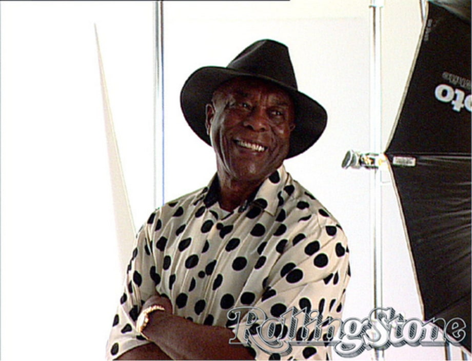 1054: Cover Shoots - Buddy Guy