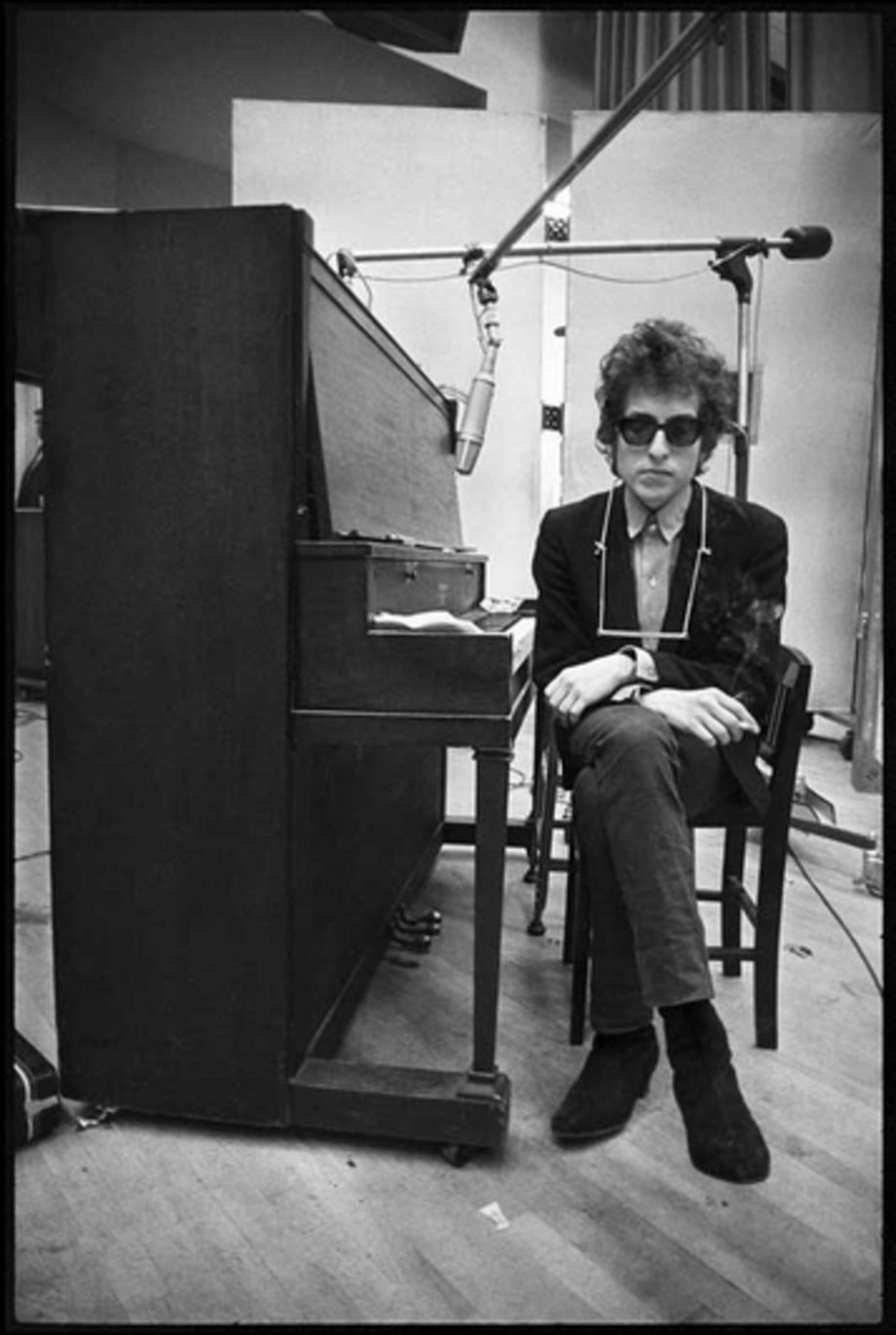 Columbia Records 30th Street Studio: Bob Dylan 2- 1965