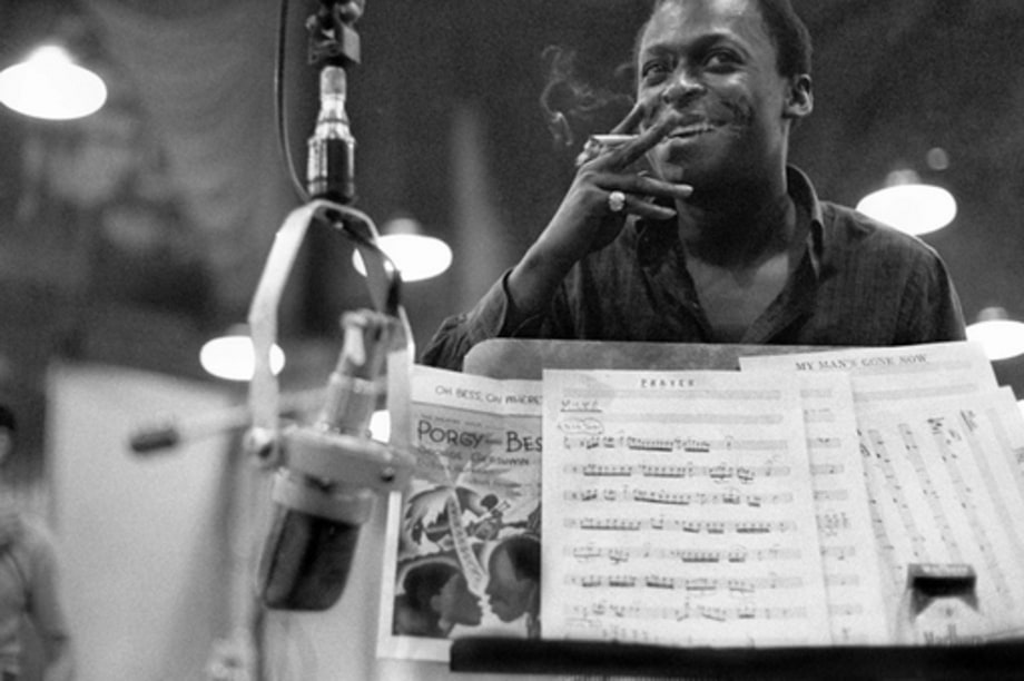 Columbia Records 30th Street Studio: Miles Davis 1958