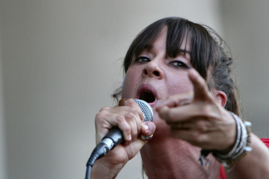 LOLLAPALOOZA 2008: Day 1 : Cat Power2