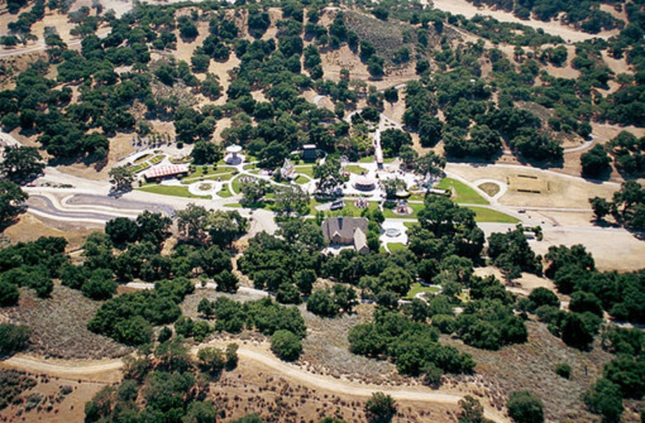 Michael Jackson 50th Birthday: Neverland Ranch